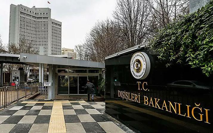 Türkiye'den Honduras'ın 'Tel Aviv Büyükelçiliğini Kudüs'e taşıması' kararı için kınama