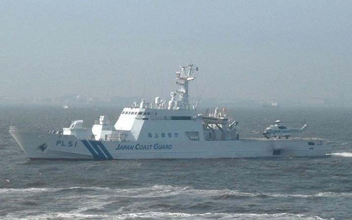 Çin'e ait gemiler Doğu Çin Denizi'nde Japonya kara sularına girdi