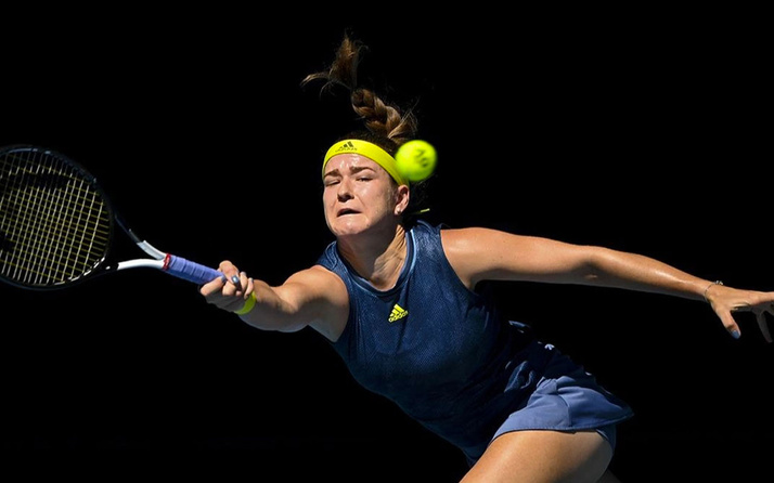 Avustralya Açık'ta Karolina Muchova sürprizi