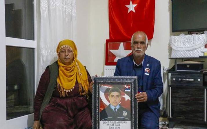 Gara şehidi polisin babası: Yurt dışından arayan alçaklara kanmıyorum, oğlum kafasından vurulmuştu
