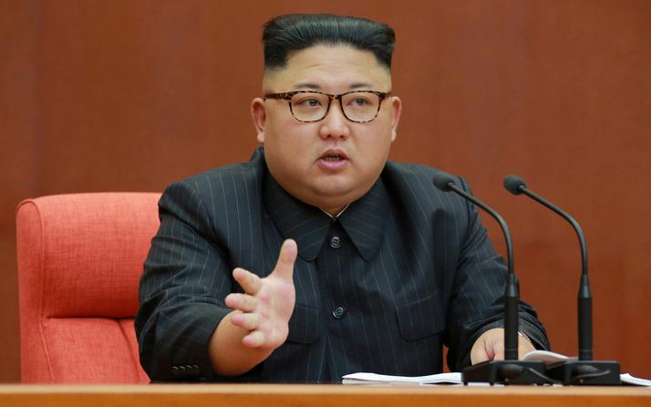 Kuzey Kore Lider Kim Jong-un eşi 1 yıl sonra görüntülendi