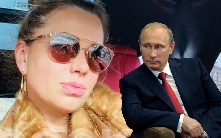 Vladimir Putin'in gayrimeşru kızı olduğu iddia edilen Luiza Rozova ilk kez konuştu