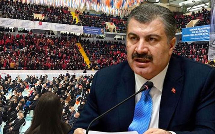CHP'li Tokdemir'den Bakan Koca'ya AK Parti kongrelerine ilişkin soru önergesi