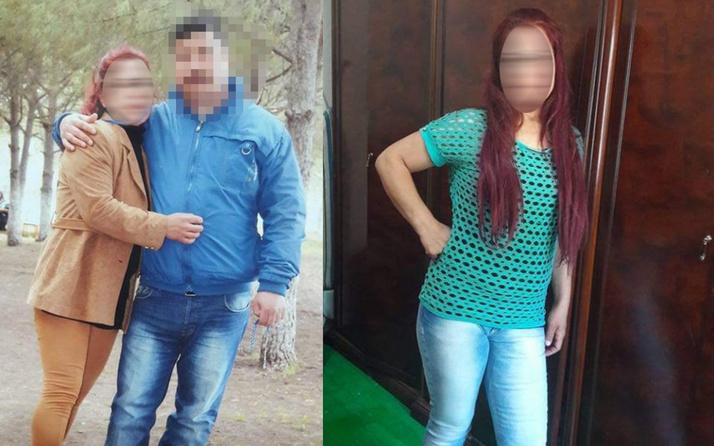 İzmir'de polis zamanında yetişti! Bıçakla yarı çıplak haldeki eşini sokakta kovaladı