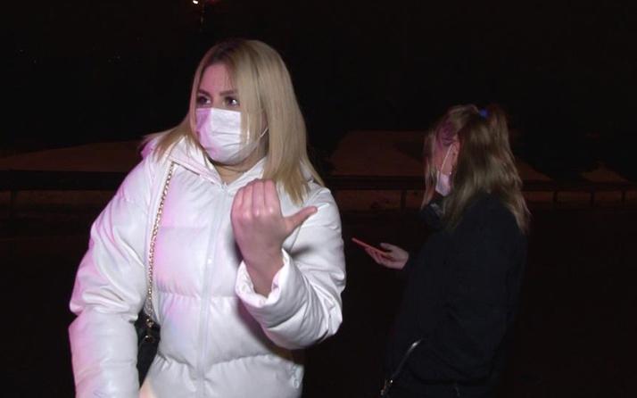 Ümraniye'de müşterileri rahatsız eden kötü koku taksiciyi ele verdi