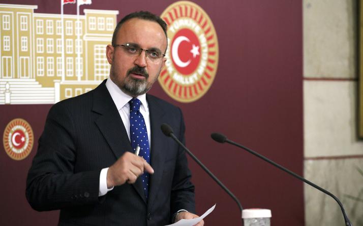 AK Partili Bülent Turan'dan HDP iddiası: HDP kimi isterse o aday olacaktır