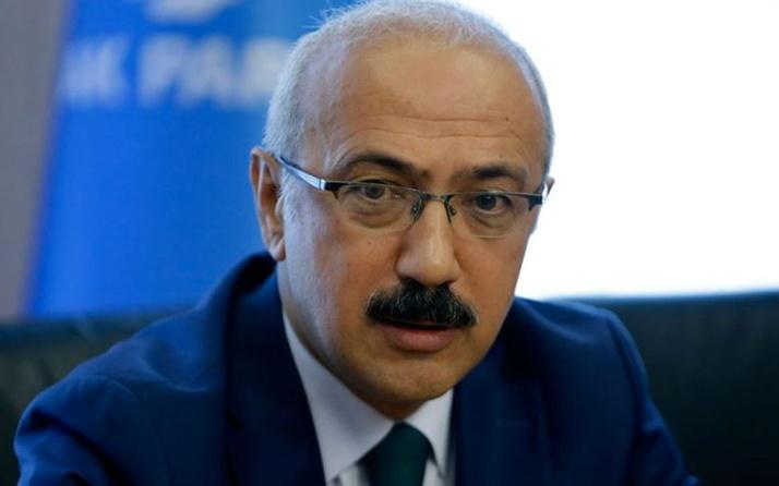 Hazine ve Maliye Bakanı Lütfi Elvan'dan esnafa müjde! Yalnız bırakmayacağız