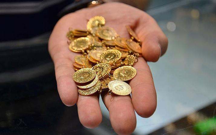 Altın fiyatlarında düşüş sürüyor! Altının gram fiyatı 509 lira seviyesinden işlem görüyor