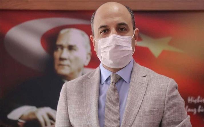 Kovid-19'u yenen Samsun İl Sağlık Müdürü Muhammed Ali Oruç taburcu edildi