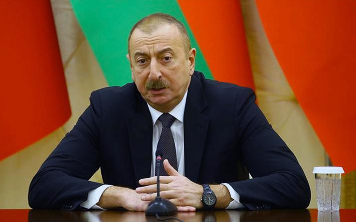 İlham Aliyev'den Ermenistan'a uyarı: Aksi halde daha da ağır duruma düşecektir