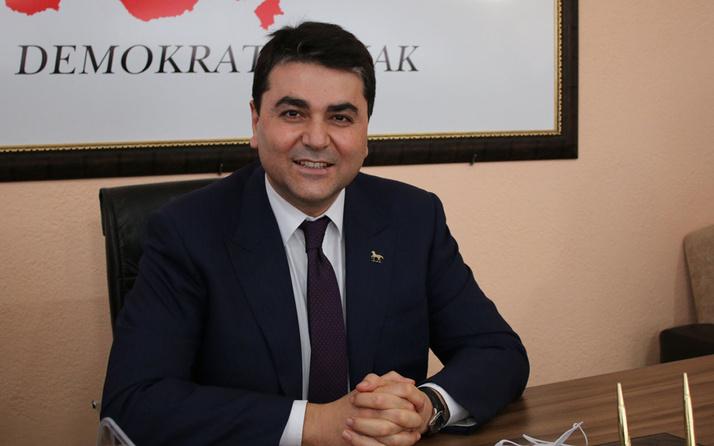 Demokrat Parti Genel Başkanı Gültekin Uysal'dan 'HDP demokrasiyi zehirliyor' açıklaması