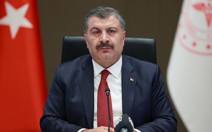 Fahrettin Koca duyurdu: İstanbul'da vaka sayıları 10 kat arttı