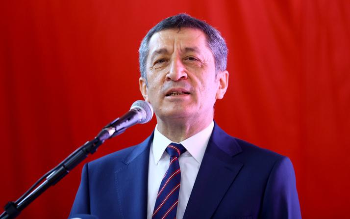 Milli Eğitim Bakanı Ziya Selçuk'tan karne ve telafi eğitimi açıklaması! Tarih verdi