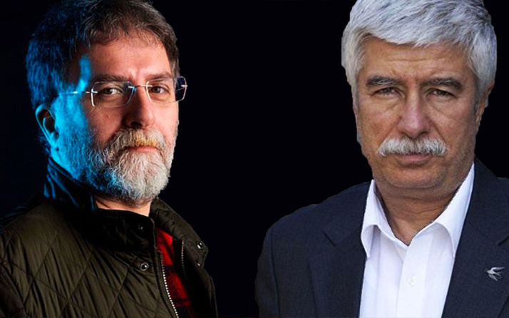 Ahmet Hakan ve Faruk Bildirici kavgasında tansiyon yükseliyor! 'Açıktasın'