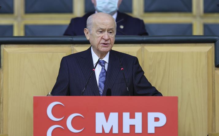 Erken seçim açıklaması yapan Devlet Bahçeli'den İYİ Parti ve CHP'ye HDP çağrısı