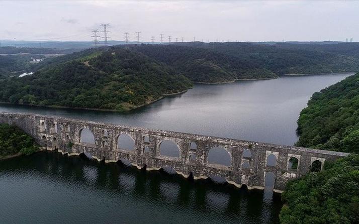 İSKİ açıkladı! İstanbul'un barajlarındaki su seviyesi yüzde 57,23'e yükseldi