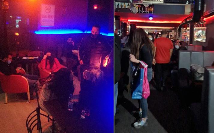 İzmir'de eğlence mekanlarına koronavirüs baskını: 42 kişiye 264 bin lira ceza