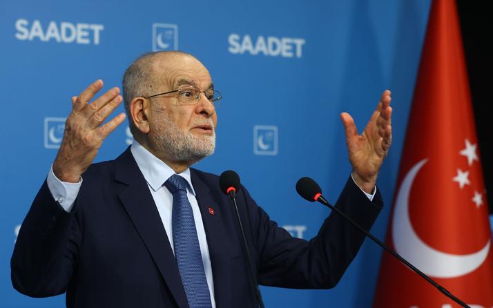 Temel Karamollaoğlu istifa edecek mi? Saadet Partisi'nden iddialara açıklama