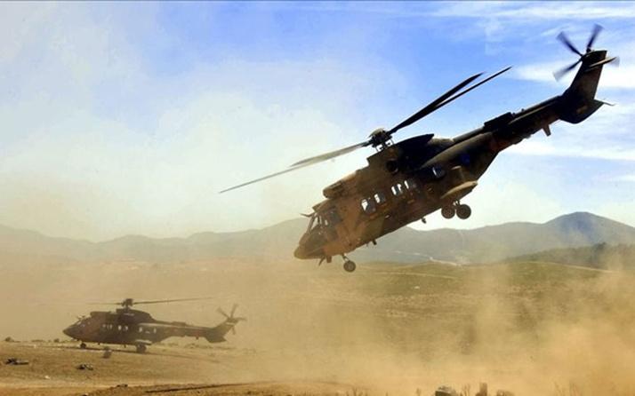 3 helikopter kazasında 26 şehit verdik