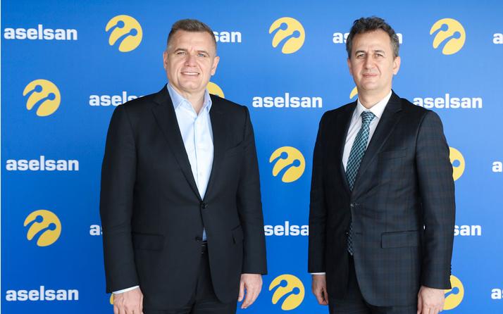 ASELSAN ve Turkcell'den 'güvenli iletişim' için iş birliği