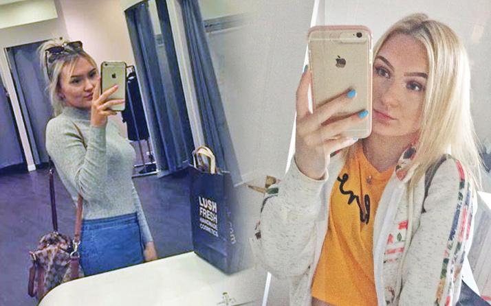 Sırt ağrıları arttı! Tuvalete giden genç kız hayatının şokunu yaşadı