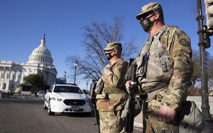 ABD Kongre binasına tehdit geldi temsilciler meclisi oturumu iptal edildi