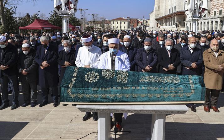 ÖNDER'in kurucusu ve ilk başkanı Mehmet Yahya Kutluoğlu son yolculuğuna uğurlandı