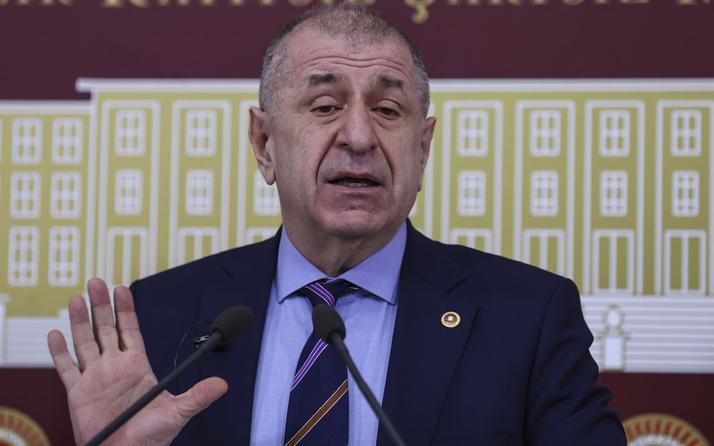 Ümit Özdağ ifadeye çağrıldı! 'İYİ Parti İl Başkanı Buğra KavuncuFETÖ'cüdür' demişti!
