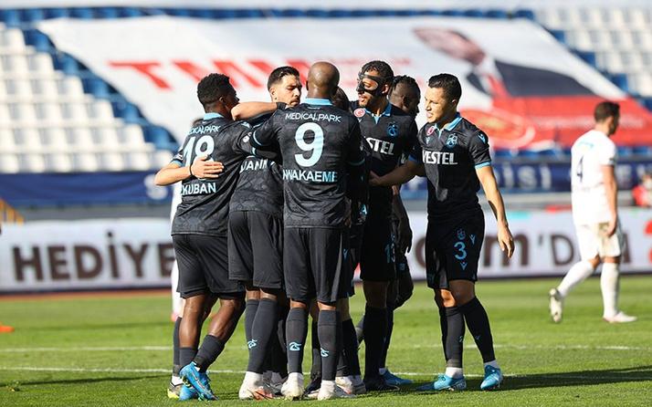 Trabzonspor zorlu Erzurum deplasmanında