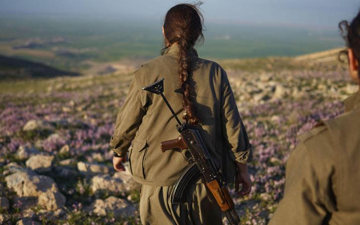 Çobanbey'de terör örgütü PKK'ya darbe: 3 terörist 2 milyon dolarla yakalandı