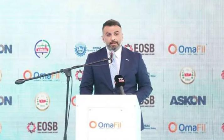 Avrupa'nın en büyük gipe iplik tesisinin temeli Erbaa'da atıldı 50 milyon dolarlık ihracat