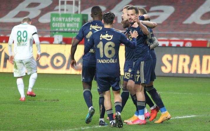 Fenerbahçe, 5 büyük lig içinde zirvede!