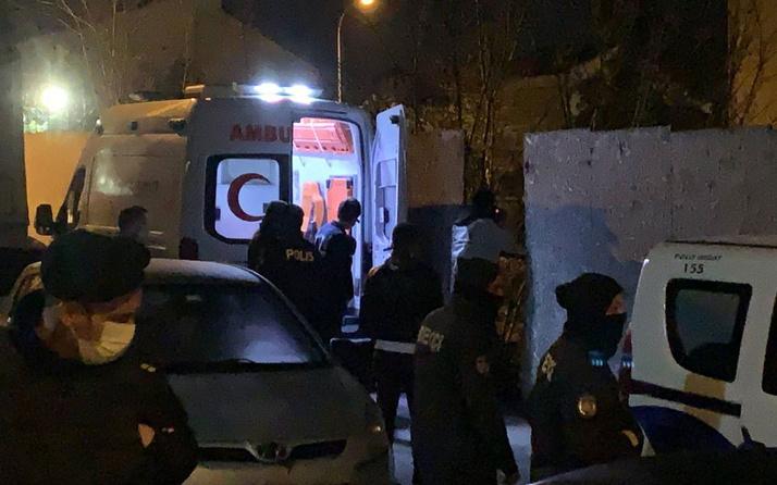 Çekmeköy'de kaybolan iki kardeş suyla dolan asansör boşluğunda ölü bulundu