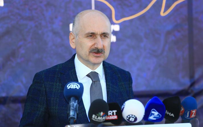Bakan Karaismailoğlu: Kuzey Marmara Otoyolu'nun son kesimi cuma günü açılıyor
