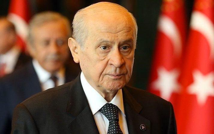 MHP Lideri Devlet Bahçeli Cumhur İttifakı ile ilgili söylentilere cevap verdi