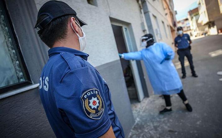 İçişleri Bakanlığı açıkladı! 2 bin 71 iş yeri ve kişiye idari işlem uygulandı