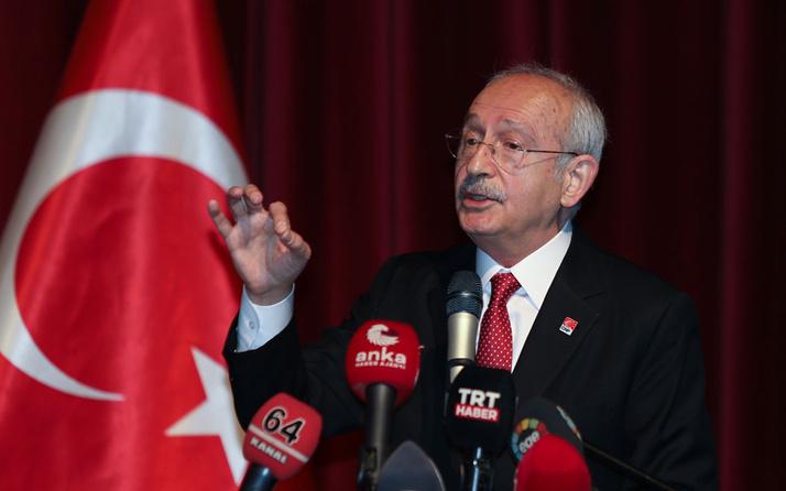Kemal Kılıçdaroğlu'ndan Türk Hava Kurumu'na ziyaret