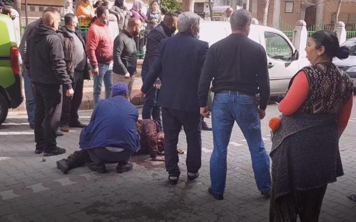 Balıkesir'de silahlı saldırı: Damat kayınpederi sokak ortasında vurdu