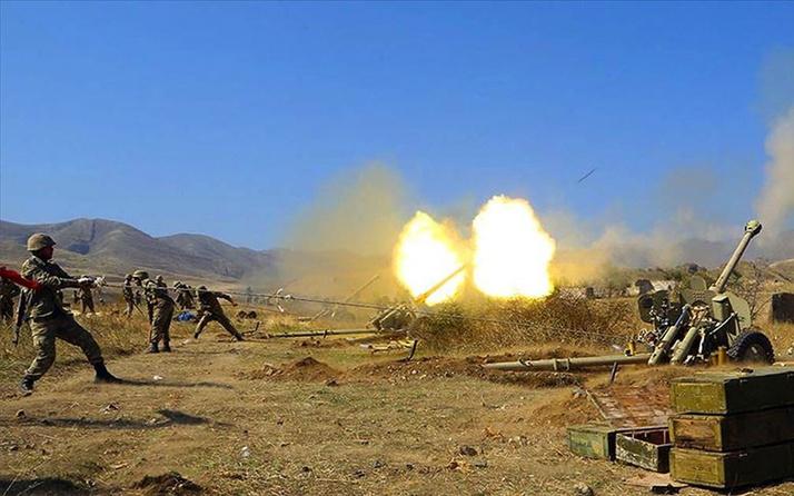 Ermenistan yine durmadı! Azerbaycan'a ateş açtı