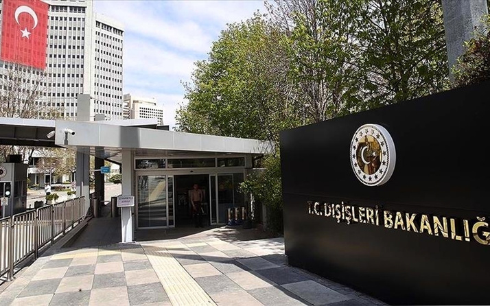 Dışişleri Bakanlığından 'Kırım' açıklaması