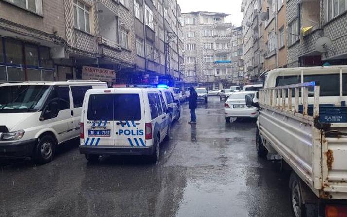 Kayseri'de tabancayla rastgele ateş eden koca yakalandı! Büyük korku yaşadılar
