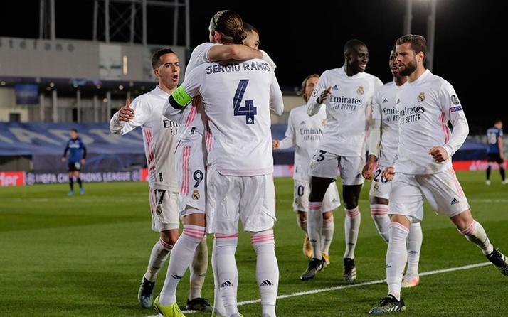 Şampiyonlar Ligi'nde Real Madrid'le Manchester City çeyrek finalde