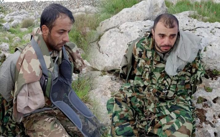 Suriye Afrin'e sızmaya çalışan 2 PKK/YPG'li terörist yakalandı