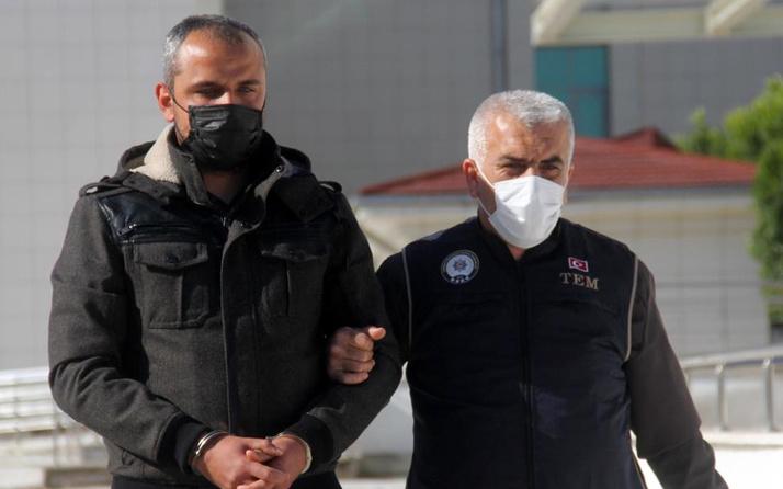 AK Parti İstanbul İl Başkanlığını işgal eden eski uzman çavuş Adana'da yakalandı