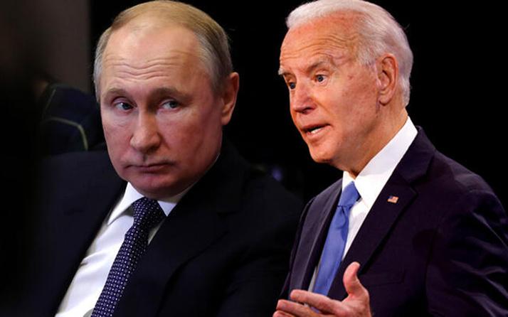 ABD Başkanı Joe Biden ateş püskürdü: Putin bir katil, Moskova bedel ödeyecek