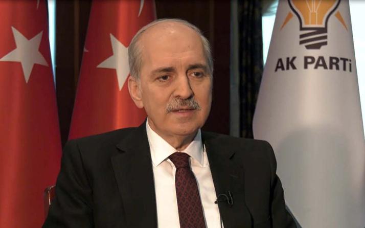 AK Parti'li Numan Kurtulmuş: Kongremizi yaptıktan sonra 2023 seçim süreci başlayacak