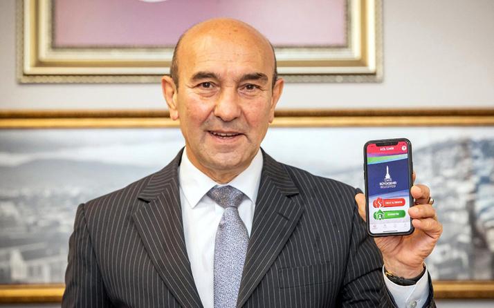 Başkan Soyer İzmirlilere seslendi bu uygulamayı telefonunuza indirin