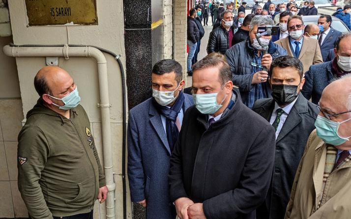 İYİ Partili Yavuz Ağıralioğlu'ndan İYİ Partili isimden HDP'ye kaptma davasına destek