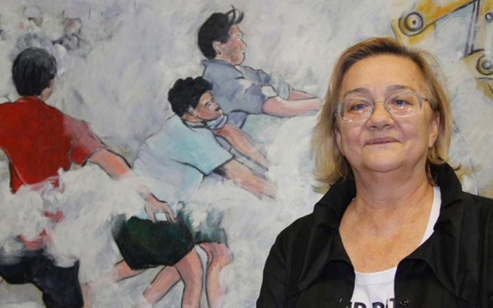 Türkiye'de bir ilk! Üç polis hakkında Mücella Yapıcı'ya 'çıplak arama' yaptıkları için 12 yıl hapis istendi