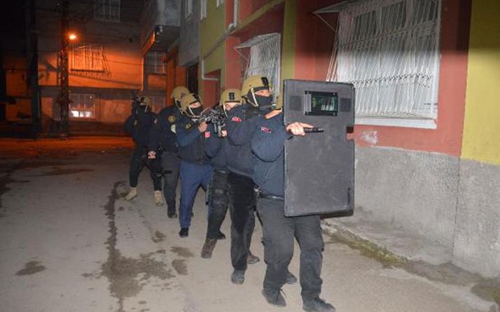 İstanbul, Ankara, Adana, Kocaeli'nde PKK operasyonu! HDP'li yöneticiler de gözaltında
